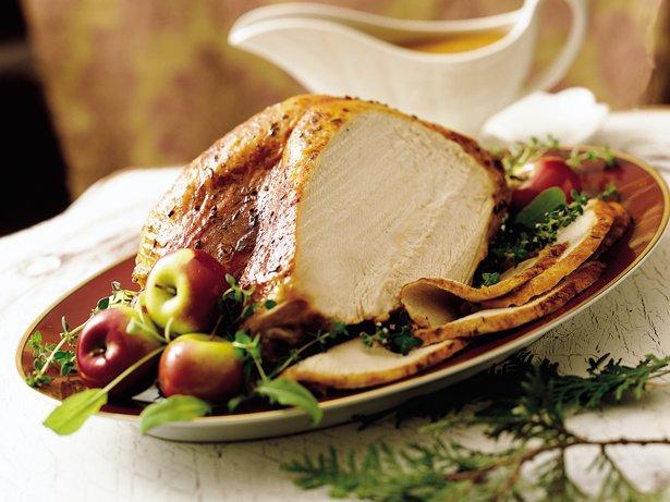 Description of . Oven-Roasted Turkey Breast Betty Crocker