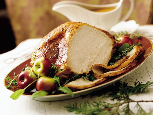 . Oven-Roasted Turkey Breast Betty Crocker