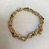 Vintage French Ruby & Diamond Serpent Bracelet 24
