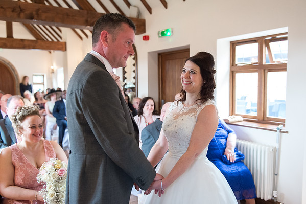 Tracey & Martyn Nuthurst Grange Solihull