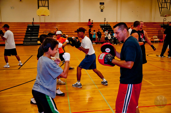Youth Boxing Clinic