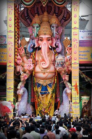 kairathabad ganesh