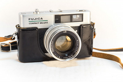 Fujica Compact Deluxe, 1967
