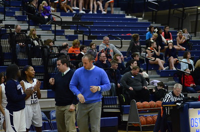 OE girls soph. girls Vs Oswego 2014
