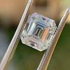 3.10ct Vintage Emerald Cut Diamond, GIA H VS1 35