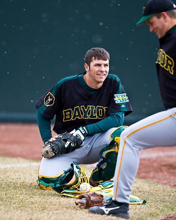 Baylor vs Missouri Baseball