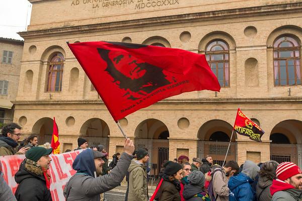 Macerata 10 Febbraio 2018, No Racism