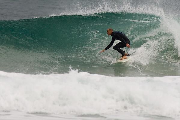 Surf Porthmoeor 11/9/11 morning