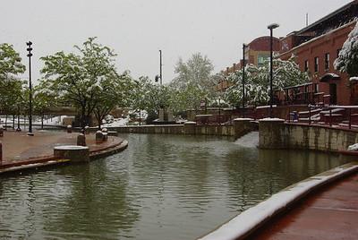 Pueblo Spring Snow 5/1/17