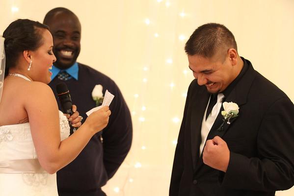 Marcos and Angela's Wedding