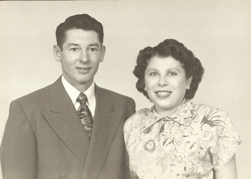 Charles and Bernice Ford Harris