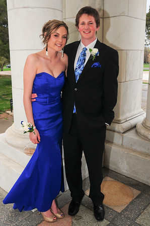 Kylee's Prom - April 14th 2012