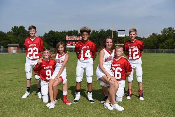 DHS Football and Cheer Team Pictures 19