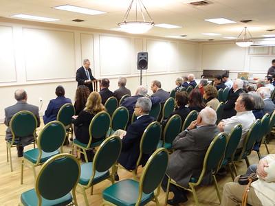 Paul R. Ignatius speaks at St. Mary 2012