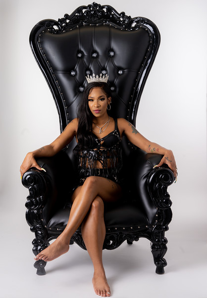Philly Throne Shoot