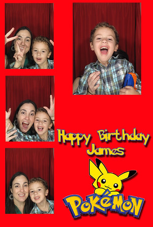 James' Birthday Party