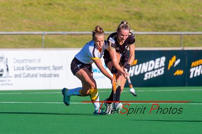 Hockey One Female Perth Thundersticks vs Hockey Club Melbourne 29.09.2019