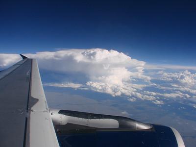 Las Vegas Nevada Flight 2010 Aug