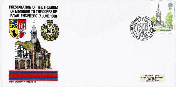 Freedom to the Corps