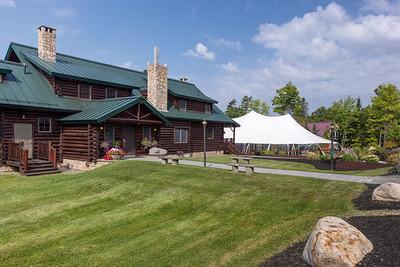 Loon Lodge Wedding  August 2021