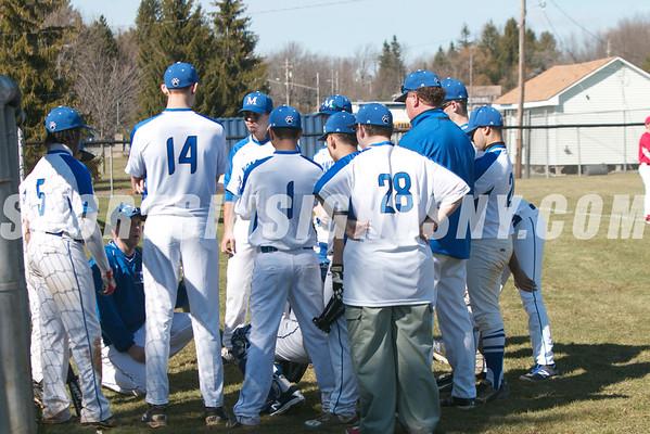 Monticello vs. Liberty Baseball