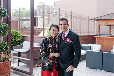 Karen + Francisco Wedding II