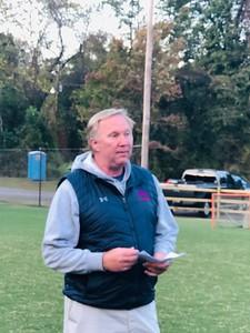 DeMatha Coach Scott Morrison Visits Cannons Practice