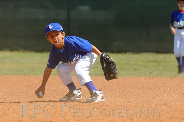 Dodgers Baseball 2011