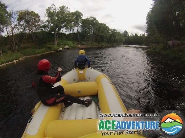 21st Aug 2015 Full Day Rafting