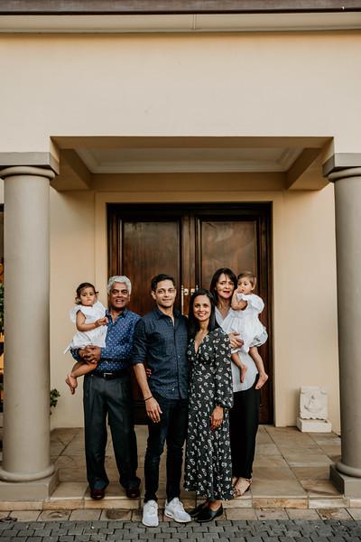 Naidoo Family
