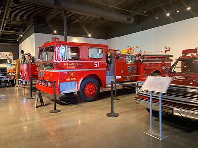 FIRE FIGHTER MUSEUM ORANGE COUNTY