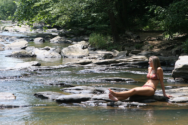 Sope Creek National Park - Potential Photo Shoot Location