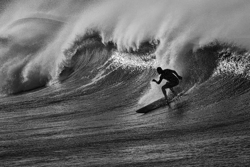 Thanksgiving Surfer