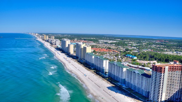 Long Beach Resort, Panama City Beach, Florida
