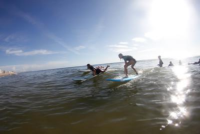 Surfing/Beach