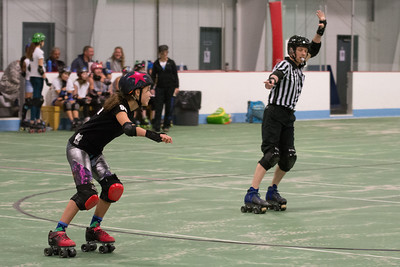 New Hampshire Junior Roller Derby Scrimmage 2017-09-30