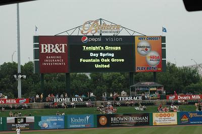 Bats Baseball 2011
