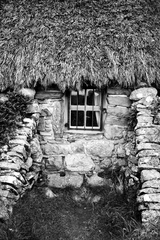 Highlands (Black & White)