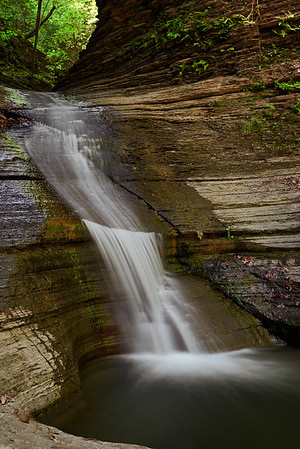 Finger Lakes Waterfalls