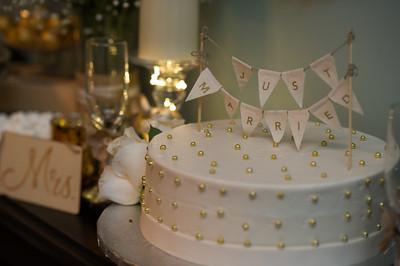 Ligia + Klever Wedding