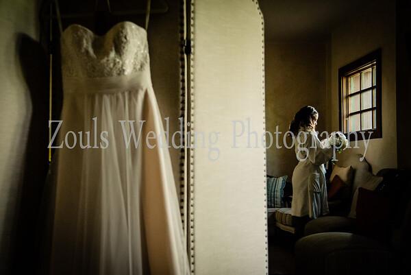 Jimena & Uziel Bride Getting Ready