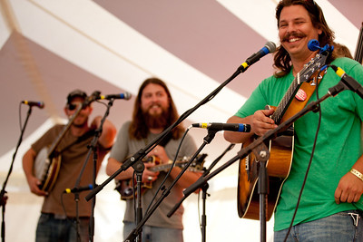 Greyfox Bluegrass Festival 2011