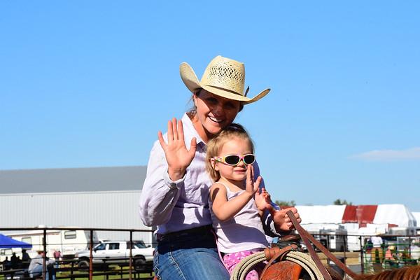 Camas County Rodeo - July 13 Slack