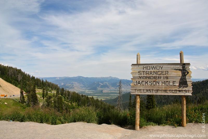 SmugMug Retreat 2011: Teton Pass, Jackson Hole, Teton Village