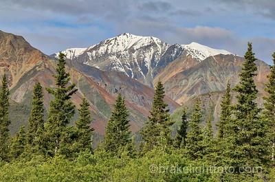 Alaska Highway Whitehorse to Alaska
