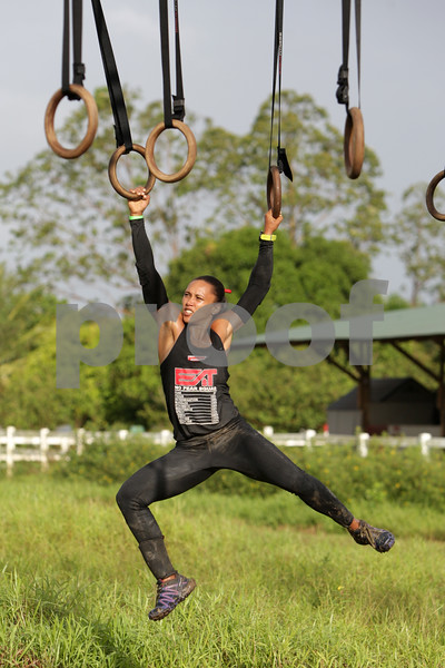 """19 Aug 2017 """"Team Avengers"""" at AGOGE Obstacle Course Race"""
