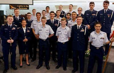 2019 Squadron Meetings and Promotions