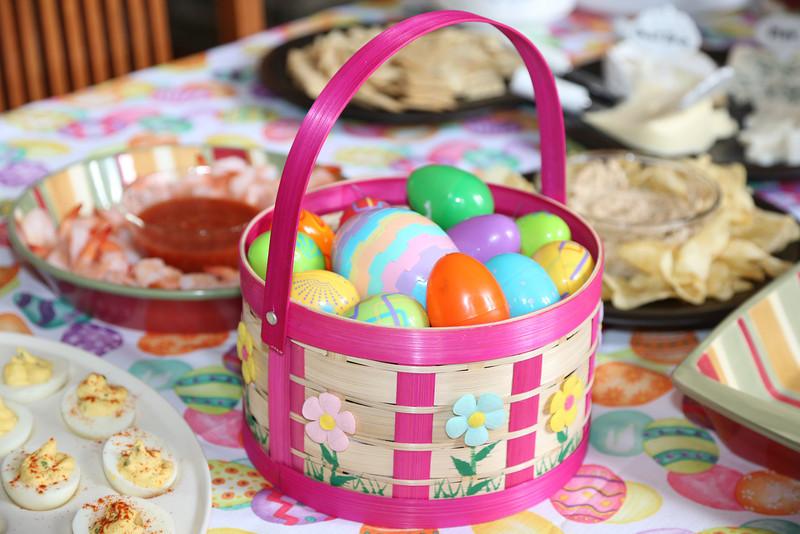 Easter egg hunt 3-23-13