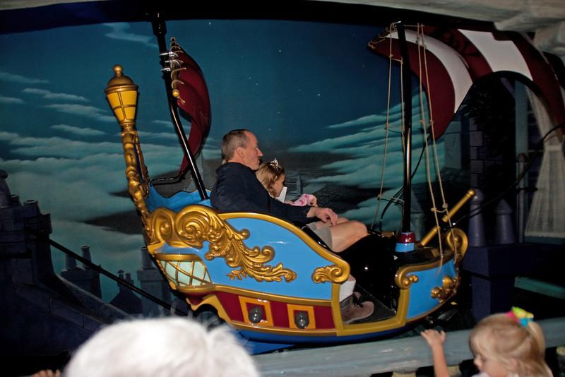 Peter Pan ride.