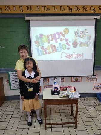 Cashie's 8th